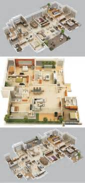 25 best ideas about 4 bedroom house on pinterest 4 biggest house floor plan world house design plans