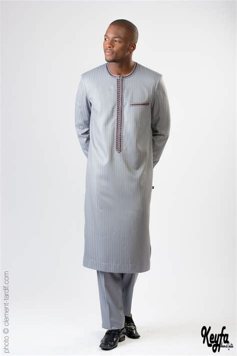 Senegal Mens Africa Dress | senegal s keyfa presents the kiba collection for men