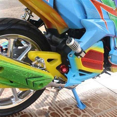 Fotstep Motor footstep footrest belakang motor per bungbon