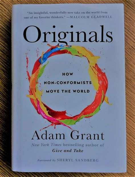 Originals By Adam Grant what i learned from reading more in 2016 marketing