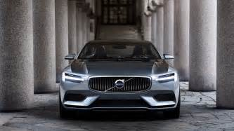 Volvo Coupe 2015 2015 Volvo Concept Coupe Wallpaper Hd Car Wallpapers