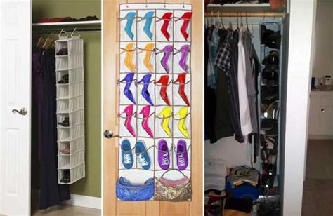 hanging shoe storage ideas small house design storage ideas hanging shoe