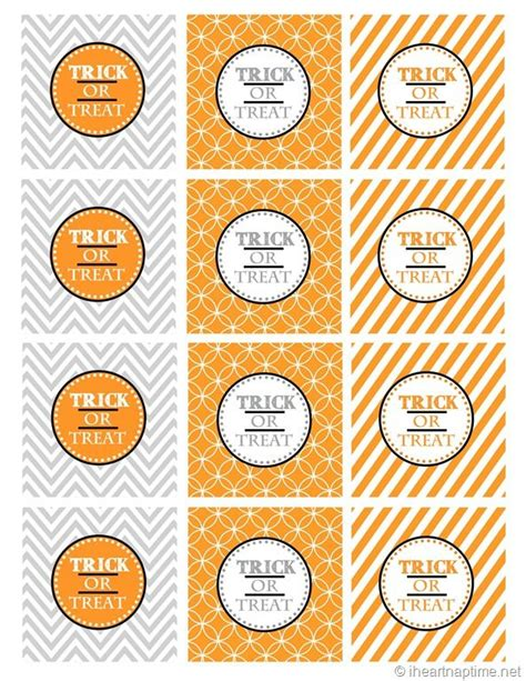 Printable Halloween Tags | free halloween printables
