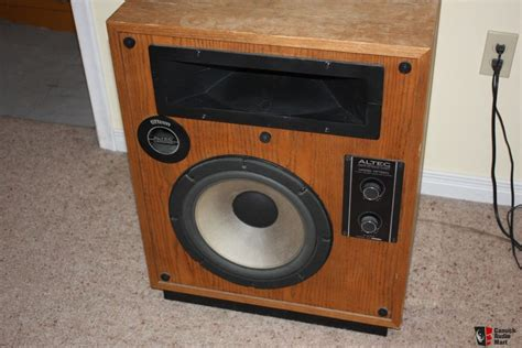 Altec Lansing Speaker altec lansing model 15 speakers photo 331502 canuck