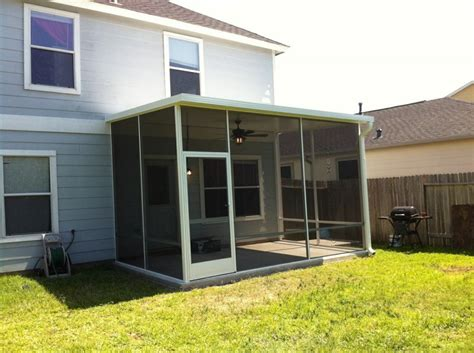 enclosed screened patios in san antonio corpus christi