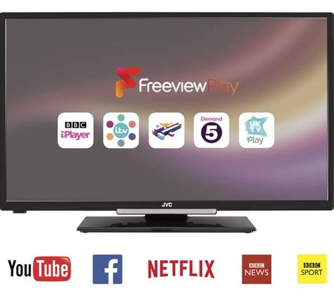 Tv Led Jvc 32 Inch jvc 32 quot inch smart led lcd tv freeview hd tuner wifi