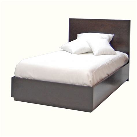 huppe twin size platform bed 5100 series