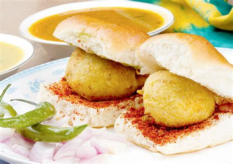 pav vada vada pav mumbai special indian food recipes