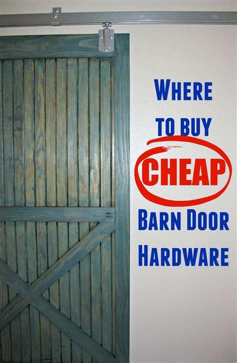 Barn Door Hardware Pinteres Barn Door Hardware Cheap