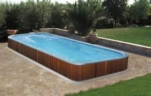 piscina da esterno prezzi piscine e minipiscine di busco ideare casa