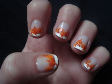 Easy Nail Designs For Fall