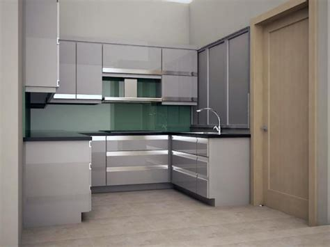 Kabinet Dapur Kaca Kabinet Dapur Murah Kitchen Cabinet Kabinet Dapur