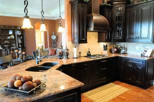 kitchen design pictures dark cabinets dark brown kitchen cabinet designs kitchenidease com