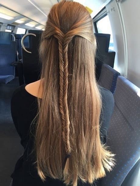 everyday hairstyles for thin long hair everyday hairstyles for long straight hair