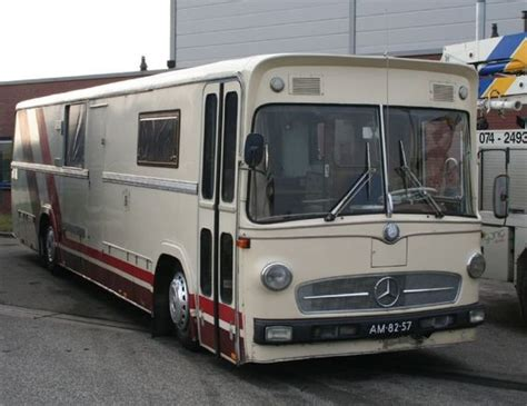 caravan bus mercedes benz 0317 coach conversion cer caravan s