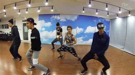 exo dance practice power exo ปล อยว ด โอซ อมเต นในเพลงล าส ดของพวกเขา growl