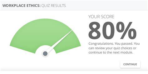 design online quiz quiz makeovers custom results slides