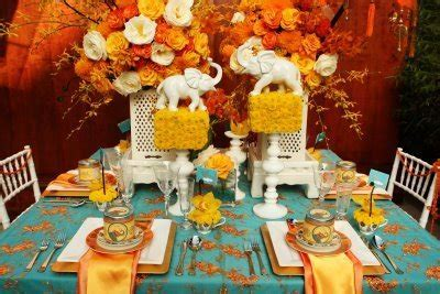 Exotic Tabletop   Celebrations at Home