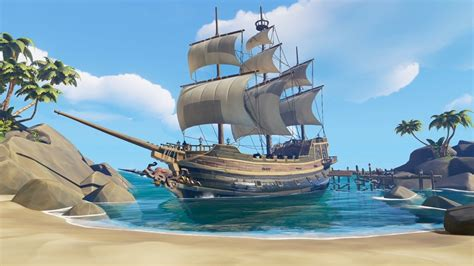 boat games pictures sea of thieves full hd wallpaper and background image