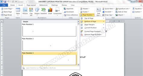 cara membuat satu halaman landscape di word 2010 cara membuat nomor halaman berbeda beda di word dalam satu
