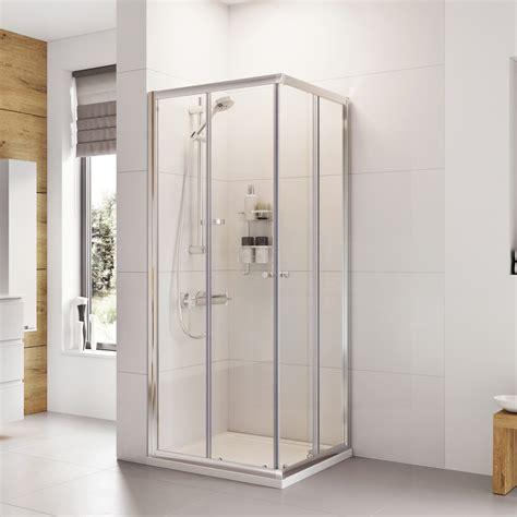 A 700 Shower by Corner Entry Shower Enclosure Showers