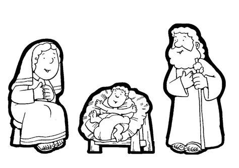 dibujos navideños para colorear portal belen calam 233 o figuras portal bel 233 n para colorear