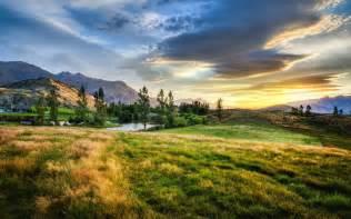 Landscape Pictures Nz New Zealand Desktop Wallpapers Wallpaper Cave