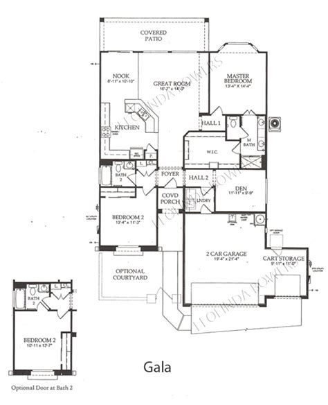 Sun City Festival Floor Plans | find sun city festival gala floor plan leolinda bowers