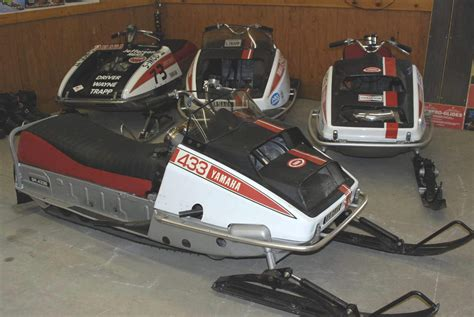 vintage yamaha finding a winning sled koch s performance