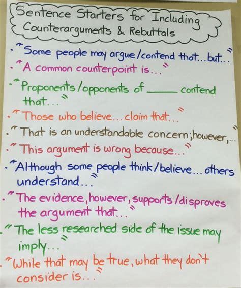 Refutation Essay Topics by Argumentative Essay Rebuttal