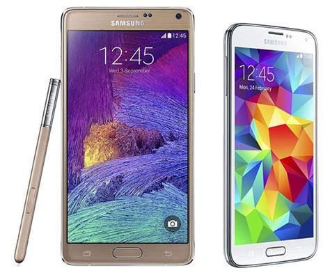 Samsung Galaxy Note 4 Vs Samsung Galaxy S5 Comparativa Samsung Galaxy Note 4 Vs Samsung Galaxy S5 Tusequipos