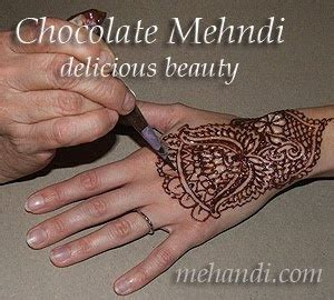 henna tattoos jena i this idea of using melted chocolate for a henna
