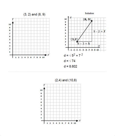 coordinate plane template 15 coordinate geometry worksheet templates free pdf