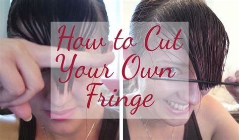 step by step instruction to cut my own hair in to a messypixie how to cut bangs or a fringe at home step by step guide