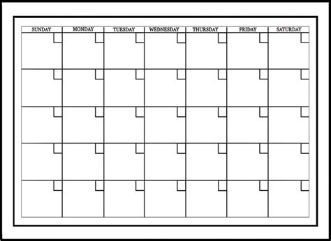 how to make a monthly calendar in pages mac 10 best images of create blank monthly calendar monthly