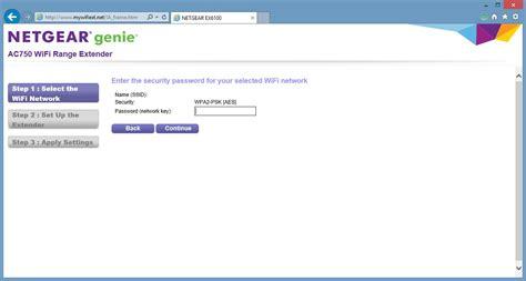 Wifi Extension netgear ac750 wifi extender review ex6100