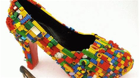 lego shoes we want lego shoes clutter magazine