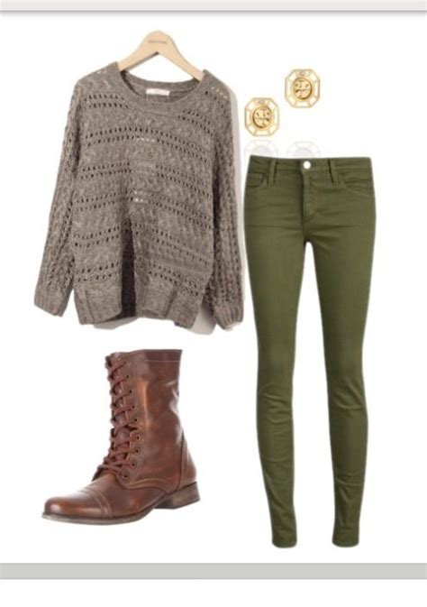 Olive Blouse Pink Balotelly Sy Polyvore Really Looks Like Katnis Everdeen