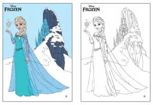 frozen coloring pages castle interesting things to make on quilt block