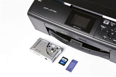 Printer Dcp J315w dcp j315w wireless colour inkjet multifunction