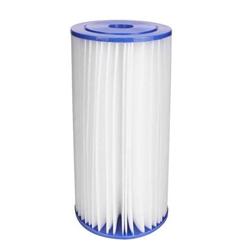 upc 819561010362 hdx water filters pleated high flow