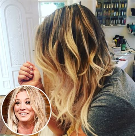 hairstyles for the character penny on the big bang theory kaley cuoco goes back to penny length lob hairstyle