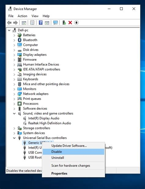 Mba Re Enable Usb Device by How To Enable Disable Usb Port Or Drive On Windows 10