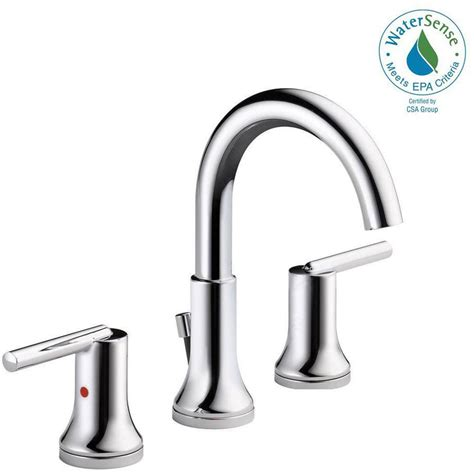bathtub faucet assembly delta trinsic 8 in widespread 2 handle bathroom faucet