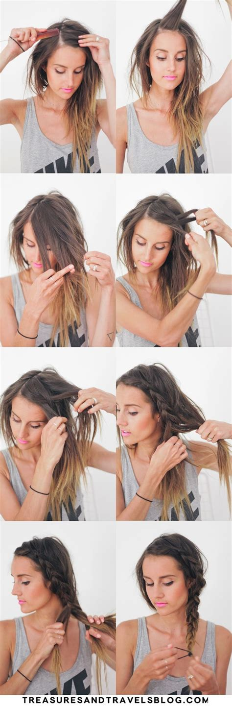 cute hairstyles no braids 10 hair tutorials for you to shine everyday pretty designs