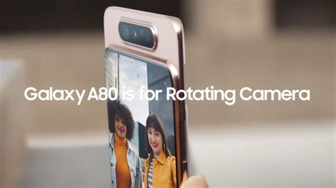 Samsung Galaxy A80 Kuwait by Samsung Galaxy A80 Price Specifications Features And Reviews