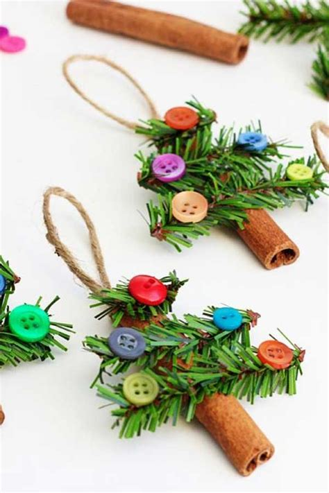 creative christmas ornaments to make 35 creative diy decorations you can make in