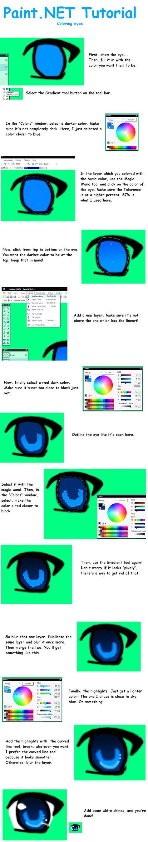 paint net eye tutorial 2 by angelthehedgehog on deviantart