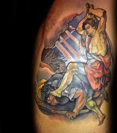 why are tattoos so popular own destiny which is why david and goliath tattoos are so