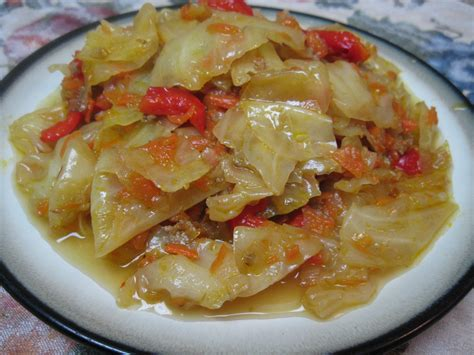 pics for gt boiled cabbage recipes
